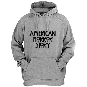 American Horor Story Grey Hoodies