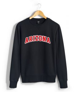 Arizona black sweatshirt