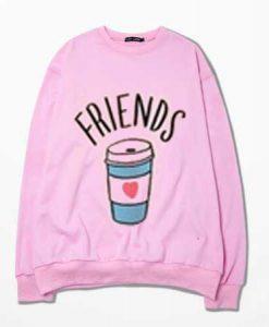 Best Friends Coffee Sweatshirt