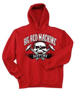 Big red machine hoodie