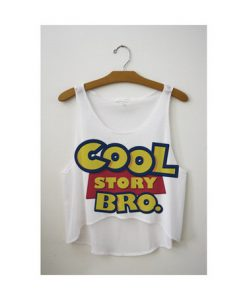 Cool Story Tank Top