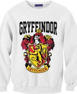 Griffindor Harry Potter white Sweatshirt