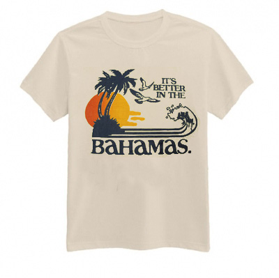 It's Better In The Bahamas vintage