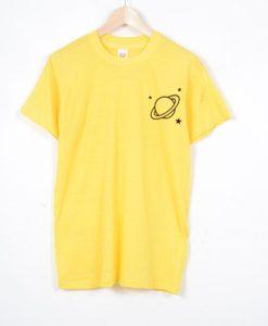 Planet Yellow T Shirt