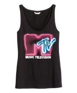 River Island Oldschool MTV TANKTOP