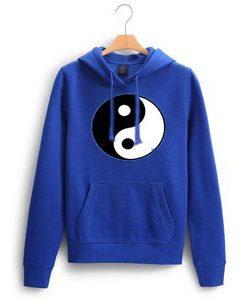 Yin Yang Logo Hoodie pullover