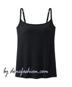 black rope tank top
