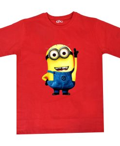 Despicable Me Minions RedT Shirts