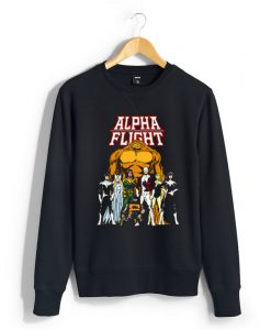 Alpha Flight Unisex Sweatshirts