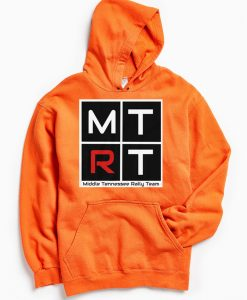 MTRT Orange Hoodie