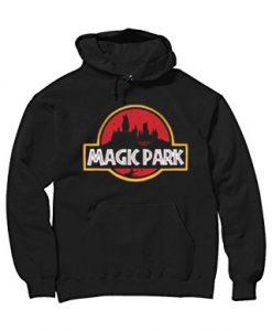New Design Magic Park Potterhead Black Hoodie